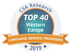 CSA ranked 30th in Western Europe