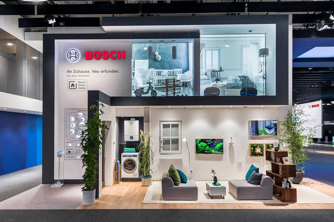 Bosch Smart Home Smarte Produkte Case Study